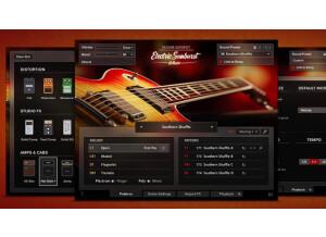 Native Instruments Session Guitarist Electric Sunburst Deluxe
