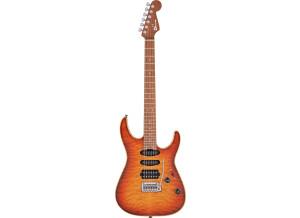 Charvel USA Select DK24 HSS 2PT CM QM