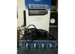 RME Audio QuadMic II (65207)