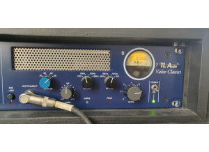 TL Audio PA-1 2-Channel Pentode Tube Preamp (89627)