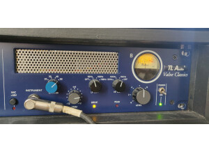 TL Audio PA-1 2-Channel Pentode Tube Preamp (84230)
