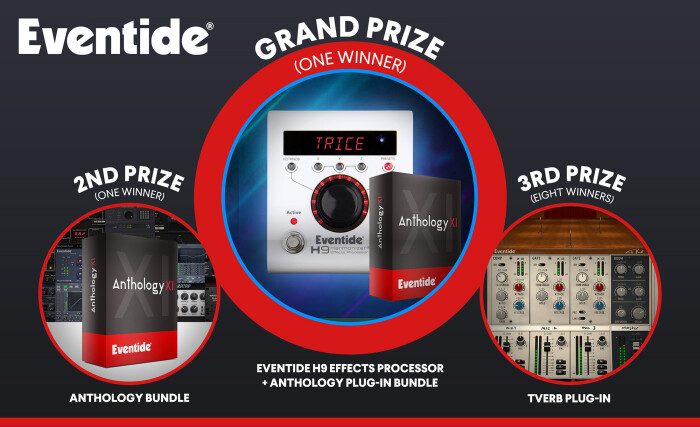 Eventide Tape Op Giveaway