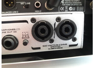 Gallien Krueger MB500