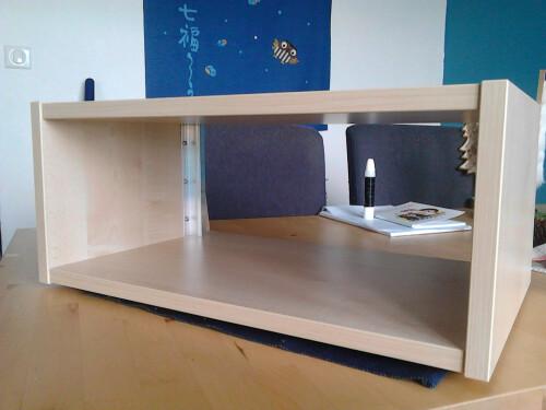 Thon Studio Desktop Rack 4U (7672)
