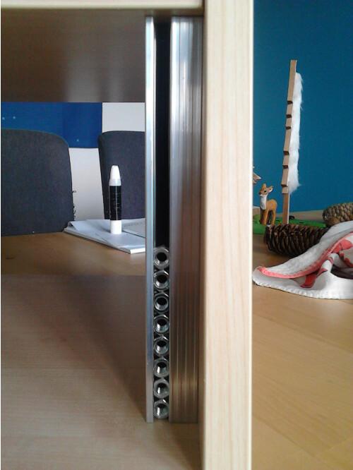 Thon Studio Desktop Rack 4U (72434)
