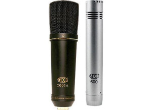 MXL 2001A/600 Classic Recording Pack
