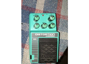 Ibanez DS10 Distortion Charger