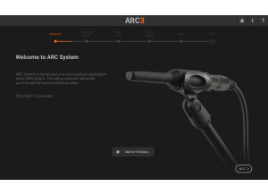 IK Multimedia ARC 3