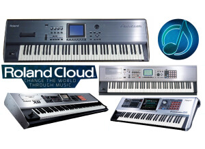 Roland Roland Cloud (5860)