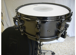 Mapex Black Panther Seamless Solid Steel 14x5,5
