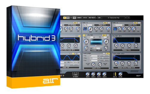 AIR Music Technology Hybrid 3 (24892)