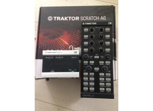 Native Instruments Traktor Scratch A6 (33369)