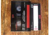 cassette dat sony super HMP digital 8 40 video Hi8 60