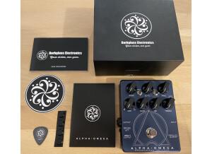 Darkglass Electronics Alpha · Omega