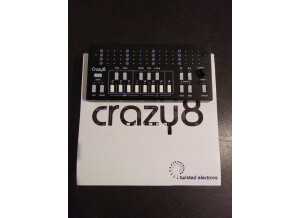 Twisted Electrons Crazy8