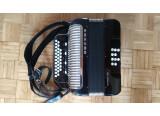 Vends accordéon diatonique Hohner Ouverture Alt Club C/F d'occasion
