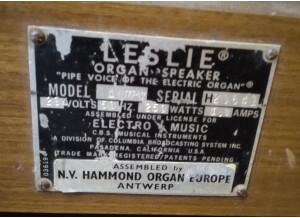 Leslie 147