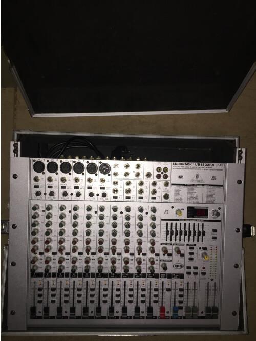 Behringer Eurorack UB1832FX-Pro (2834)