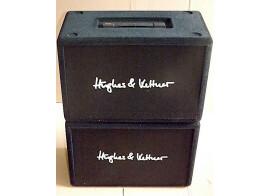 2 cabinets GL112 guitare Hugues & Kettner