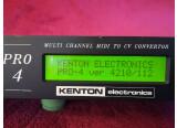A VENDRE RARE KENTON PRO 4 multi channel MIDI to CV