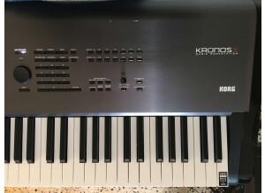 Korg Kronos X 73 Wood