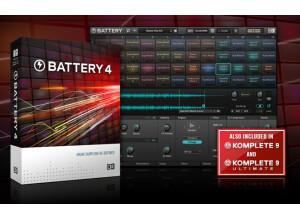 Native Instruments Battery 4 (45475)