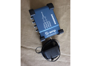 Samson Technologies S-amp (22153)