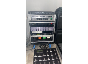 Rjm Music Technologies Mini Amp Gizmo - MIDI Amplifier Controller