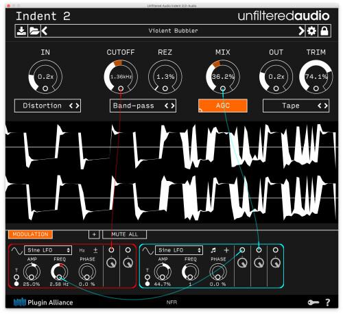 Unfiltered Audio Indent 2 (48919)