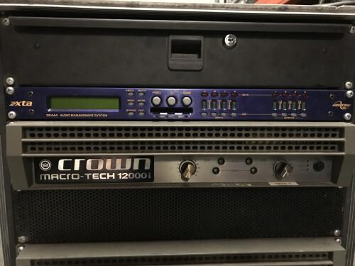 ampli crown macrotech face 12000I