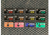 A vendre étiquettes magnétiques Stomlabels pour AX8