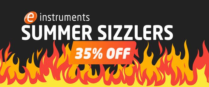 E-instruments summer sale