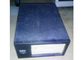 Graveur SCSI externe Dell plexwriter