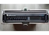 "Vends Ampeg SVT III Pro made in USA ""période bleue"" + flight case 3U."