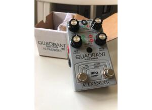 Alexander Pedals Quadrant