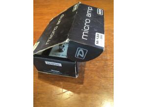 MXR M133 Micro Amp (65832)