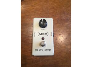 MXR M133 Micro Amp (4062)