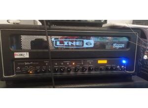 Line 6 Spider Valve MKII HD100