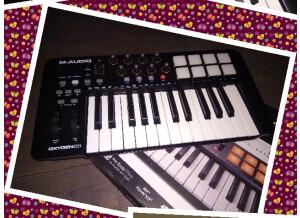 Cavagnolo clavier maître midi..boutons (46183)