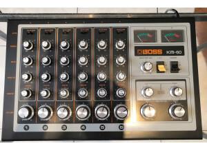 Boss KM-60 Mixer
