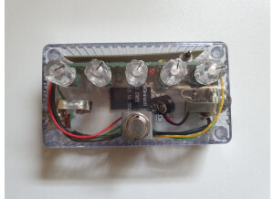 Zvex Instant Lo-Fi Junky Clear (10252)