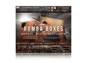 Soundiron Hopkin Instrumentarium : Rumba Boxes