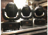 3 lyres PR Lighting Pilot 250