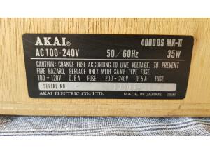 Akai Professional 4000 DS Mk II (79304)