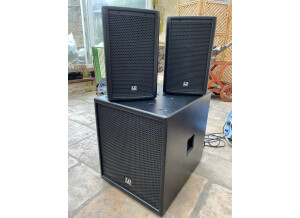 LD Systems DAVE 15+