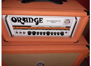 Orange Rockerverb 100 MKII Head
