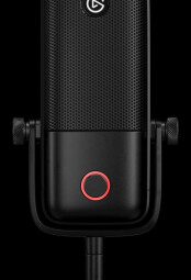 Elgato Wave:1 : Wave 1 Front Red Knob