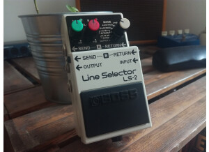 Boss LS-2 Line Selector (83554)