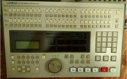 Ensemble TASCAM  RC898