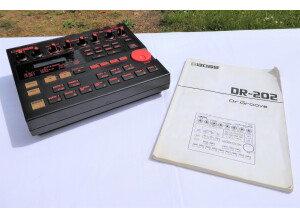Boss DR-202 Dr. Groove